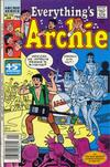 Cover for Everything's Archie (Archie, 1969 series) #133 [Regular Edition]