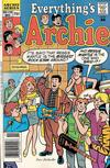 Cover for Everything's Archie (Archie, 1969 series) #139 [Newsstand]