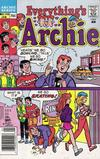 Cover for Everything's Archie (Archie, 1969 series) #140