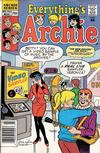 Cover for Everything's Archie (Archie, 1969 series) #141 [Newsstand]