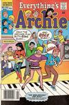 Cover for Everything's Archie (Archie, 1969 series) #142 [Newsstand]
