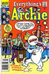 Cover Thumbnail for Everything's Archie (1969 series) #147 [Newsstand]