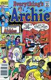Cover for Everything's Archie (Archie, 1969 series) #148