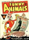 Cover for Fawcett's Funny Animals (Fawcett, 1942 series) #6
