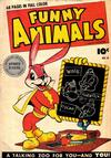 Cover for Fawcett's Funny Animals (Fawcett, 1942 series) #10