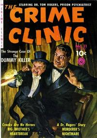 Cover for Crime Clinic (Ziff-Davis, 1951 series) #2 [11]