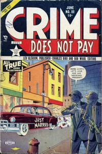 Cover Thumbnail for Crime Does Not Pay (Lev Gleason, 1942 series) #111
