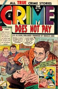 Cover Thumbnail for Crime Does Not Pay (Lev Gleason, 1942 series) #138
