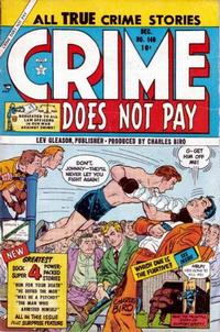Cover Thumbnail for Crime Does Not Pay (Lev Gleason, 1942 series) #140