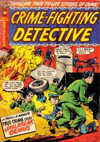 Cover Thumbnail for Crime Fighting Detective (Star Publications, 1950 series) #12