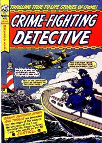 Cover Thumbnail for Crime Fighting Detective (Star Publications, 1950 series) #13
