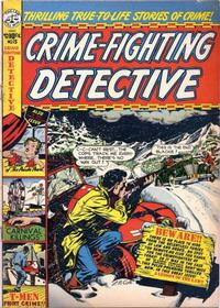 Cover Thumbnail for Crime Fighting Detective (Star Publications, 1950 series) #15