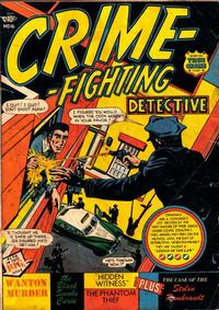 Cover Thumbnail for Crime Fighting Detective (Star Publications, 1950 series) #16