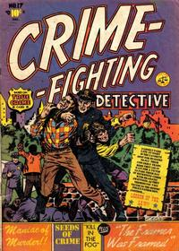 Cover Thumbnail for Crime Fighting Detective (Star Publications, 1950 series) #17