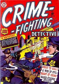 Cover Thumbnail for Crime Fighting Detective (Star Publications, 1950 series) #18