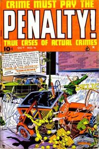 Cover Thumbnail for Crime Must Pay the Penalty (Ace Magazines, 1948 series) #4