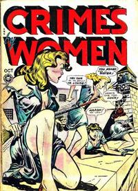 Cover Thumbnail for Crimes by Women (Fox, 1948 series) #3