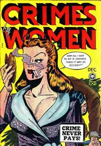 Cover Thumbnail for Crimes by Women (Fox, 1948 series) #4