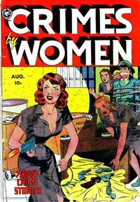 Cover Thumbnail for Crimes by Women (Fox, 1948 series) #14