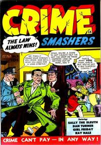 Cover Thumbnail for Crime Smashers (Trojan Magazines, 1950 series) #5