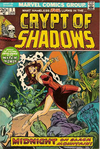 Cover Thumbnail for Crypt of Shadows (Marvel, 1973 series) #1