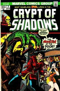 Cover Thumbnail for Crypt of Shadows (Marvel, 1973 series) #2