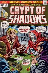Cover Thumbnail for Crypt of Shadows (Marvel, 1973 series) #3