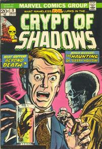 Cover Thumbnail for Crypt of Shadows (Marvel, 1973 series) #9