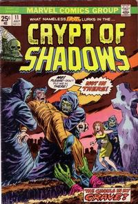 Cover Thumbnail for Crypt of Shadows (Marvel, 1973 series) #11
