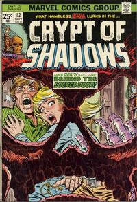 Cover Thumbnail for Crypt of Shadows (Marvel, 1973 series) #12