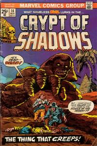 Cover Thumbnail for Crypt of Shadows (Marvel, 1973 series) #14