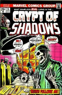 Cover Thumbnail for Crypt of Shadows (Marvel, 1973 series) #16