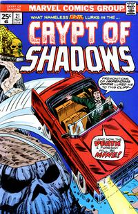 Cover Thumbnail for Crypt of Shadows (Marvel, 1973 series) #21