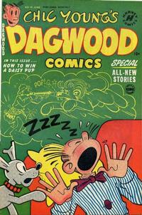 Cover Thumbnail for Chic Young's Dagwood Comics (Harvey, 1950 series) #19