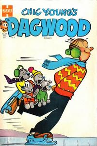 Cover Thumbnail for Chic Young's Dagwood Comics (Harvey, 1950 series) #37