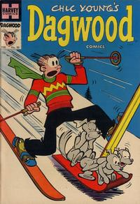 Cover Thumbnail for Chic Young's Dagwood Comics (Harvey, 1950 series) #50