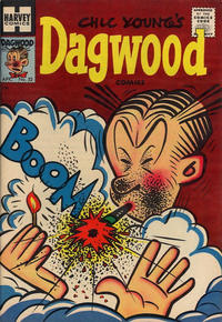 Cover Thumbnail for Chic Young's Dagwood Comics (Harvey, 1950 series) #52