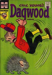 Cover Thumbnail for Chic Young's Dagwood Comics (Harvey, 1950 series) #53