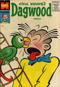 Cover Thumbnail for Chic Young's Dagwood Comics (Harvey, 1950 series) #57