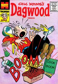 Cover Thumbnail for Chic Young's Dagwood Comics (Harvey, 1950 series) #59