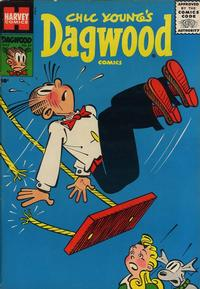 Cover Thumbnail for Chic Young's Dagwood Comics (Harvey, 1950 series) #65