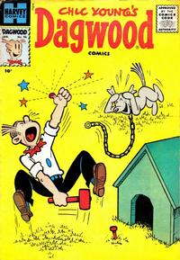 Cover Thumbnail for Chic Young's Dagwood Comics (Harvey, 1950 series) #96