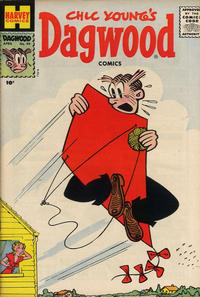 Cover Thumbnail for Chic Young's Dagwood Comics (Harvey, 1950 series) #99