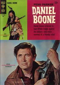 Cover Thumbnail for Daniel Boone (Western, 1965 series) #5