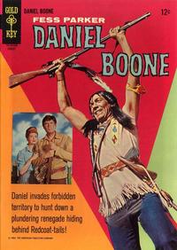 Cover Thumbnail for Daniel Boone (Western, 1965 series) #6