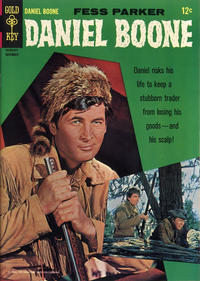 Cover Thumbnail for Daniel Boone (Western, 1965 series) #7