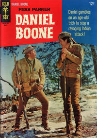 Cover Thumbnail for Daniel Boone (Western, 1965 series) #9