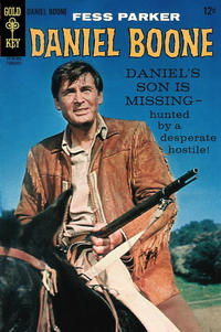 Cover Thumbnail for Daniel Boone (Western, 1965 series) #12