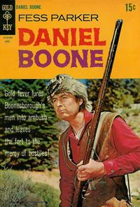 Cover Thumbnail for Daniel Boone (Western, 1965 series) #15