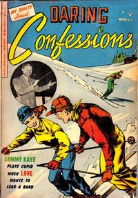 Cover Thumbnail for Daring Confessions (Youthful, 1952 series) #6